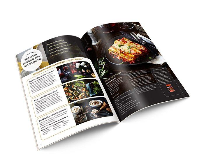 Culinary circle book