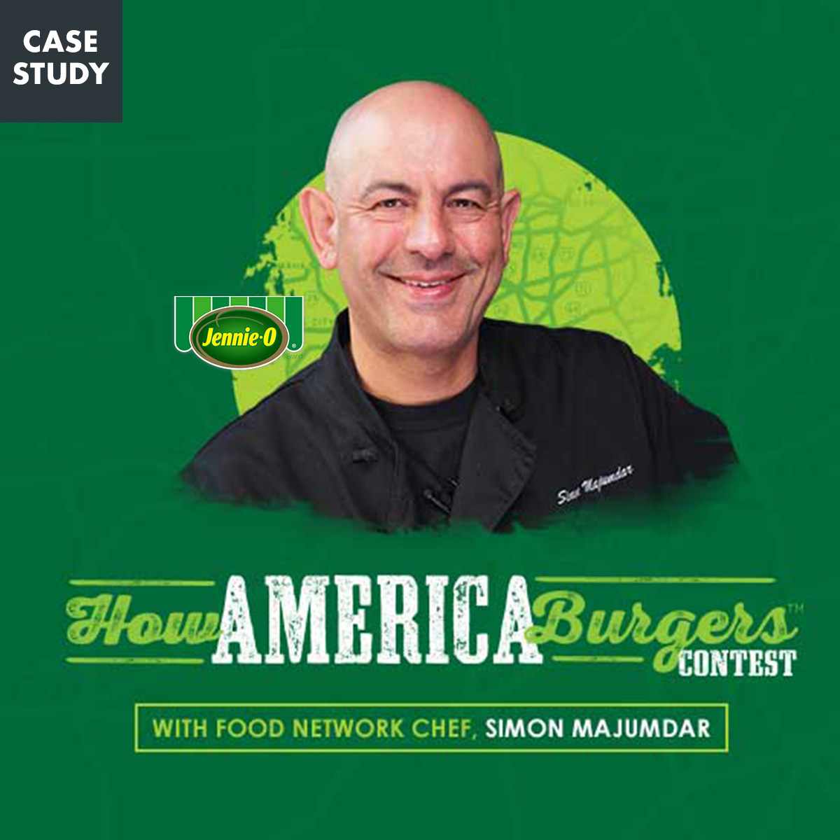 How America Burgers contest feature article Jennie-O