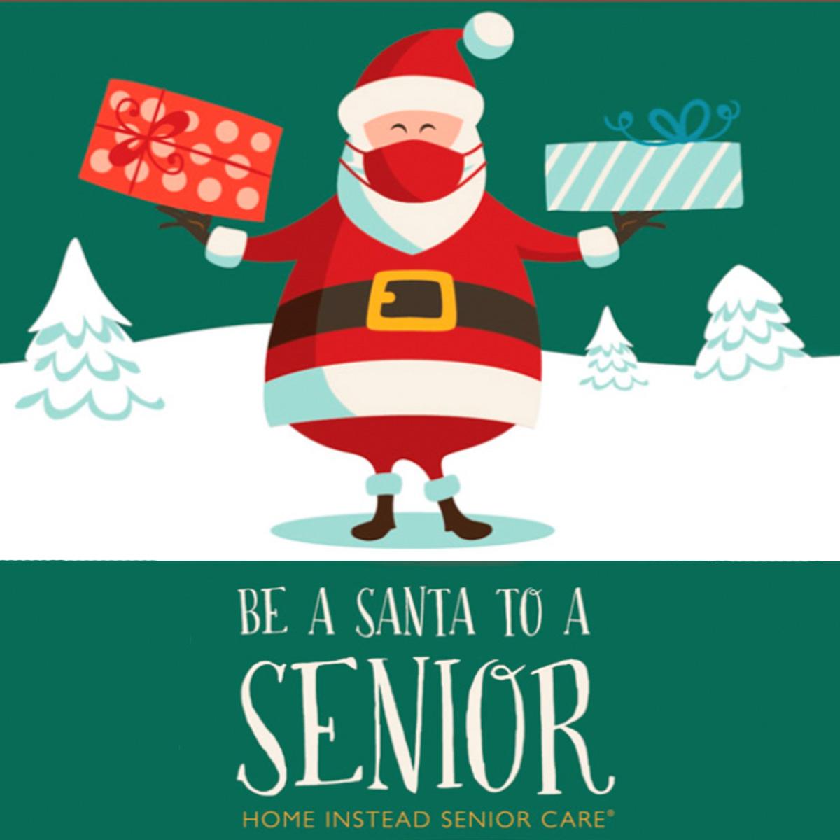 Be Santa to a Senior