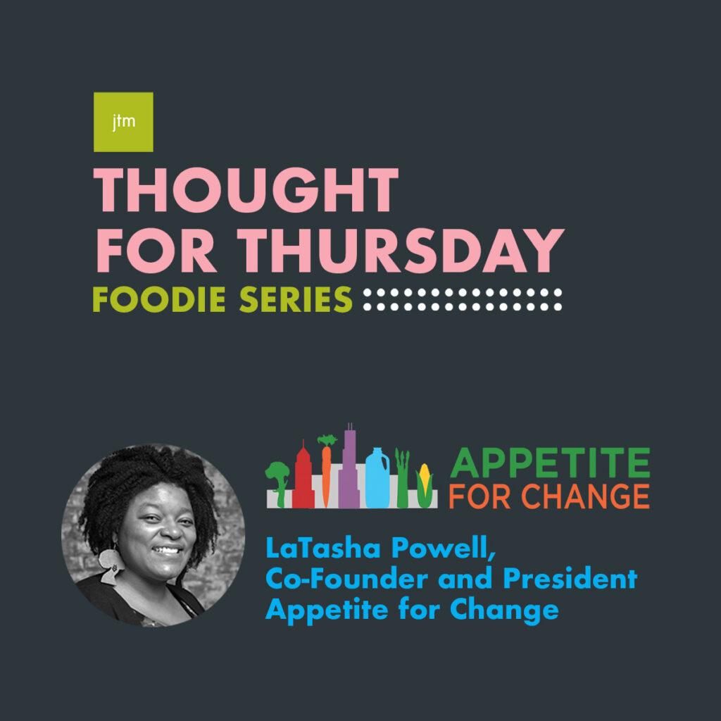 Appetite for Change LaTasha Powell
