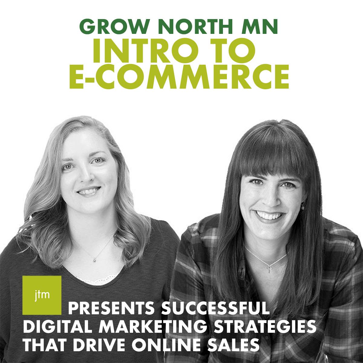 Grow North Intro to Ecommerce