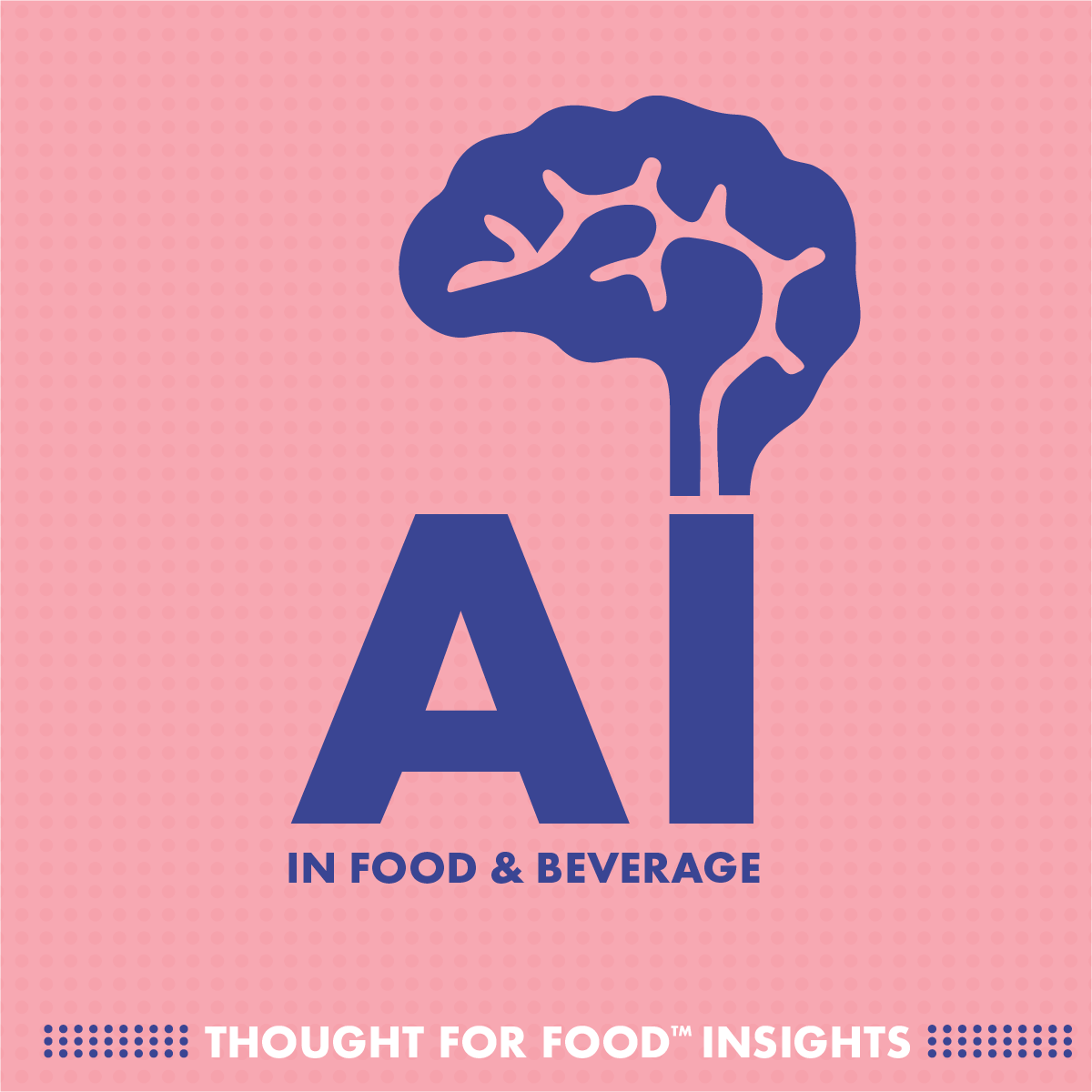 AI in food & beverage